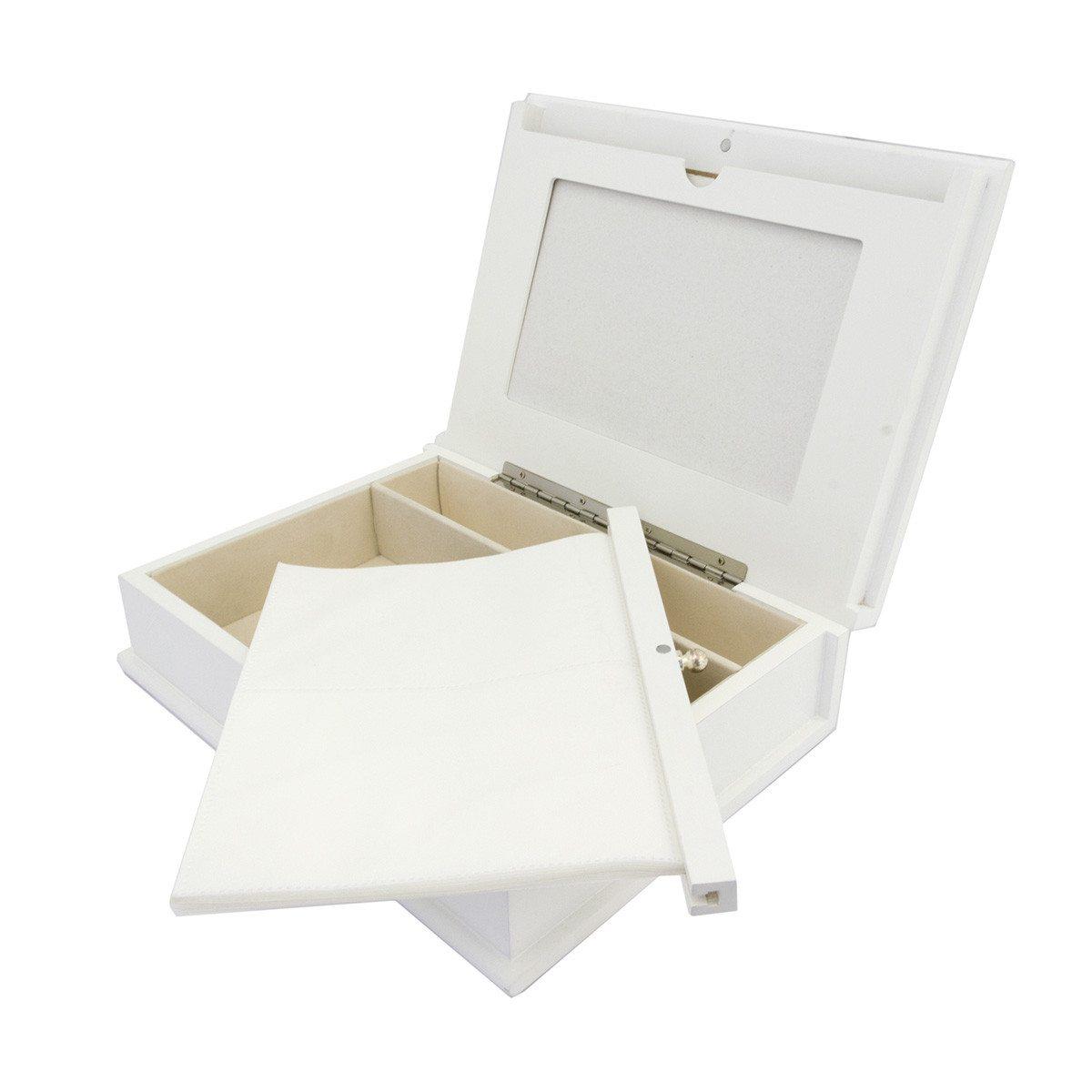 Bruiloft - doosje met fotolijst
