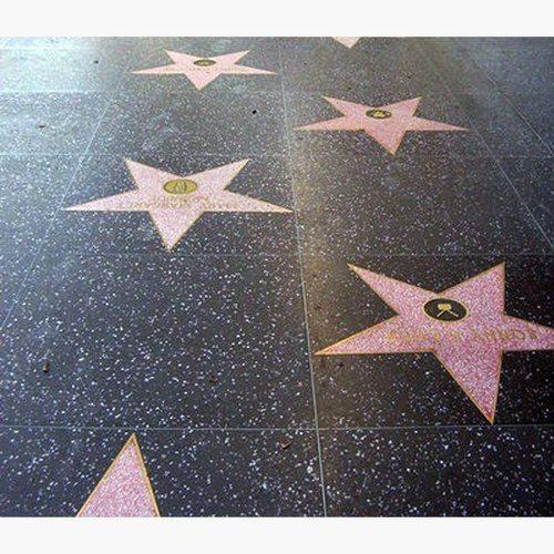 Deurmat Walk of Fame – met eigen naam