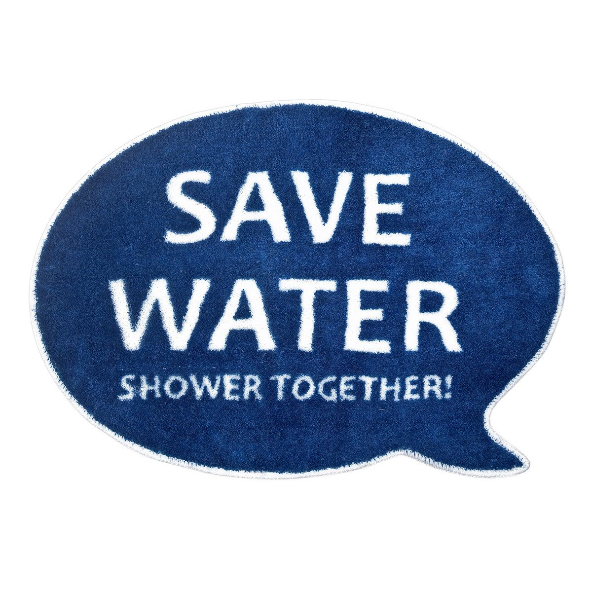 "Douchemat ""Save Water, Shower Together!"""