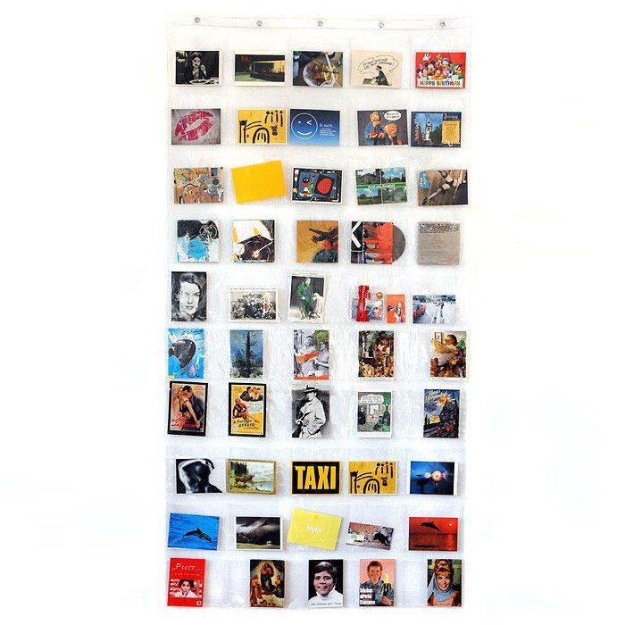 Fotogalerij met 50 fotomapjes