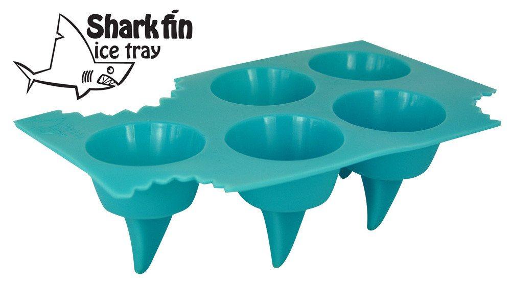 IJsblokjesvorm haaienvinnen