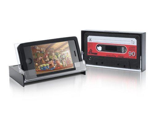 iPhone 4/4S Retro Cassette Hoes