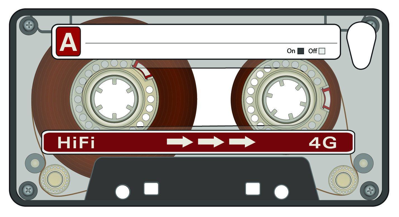 iPhone 4 hoes cassettebandje