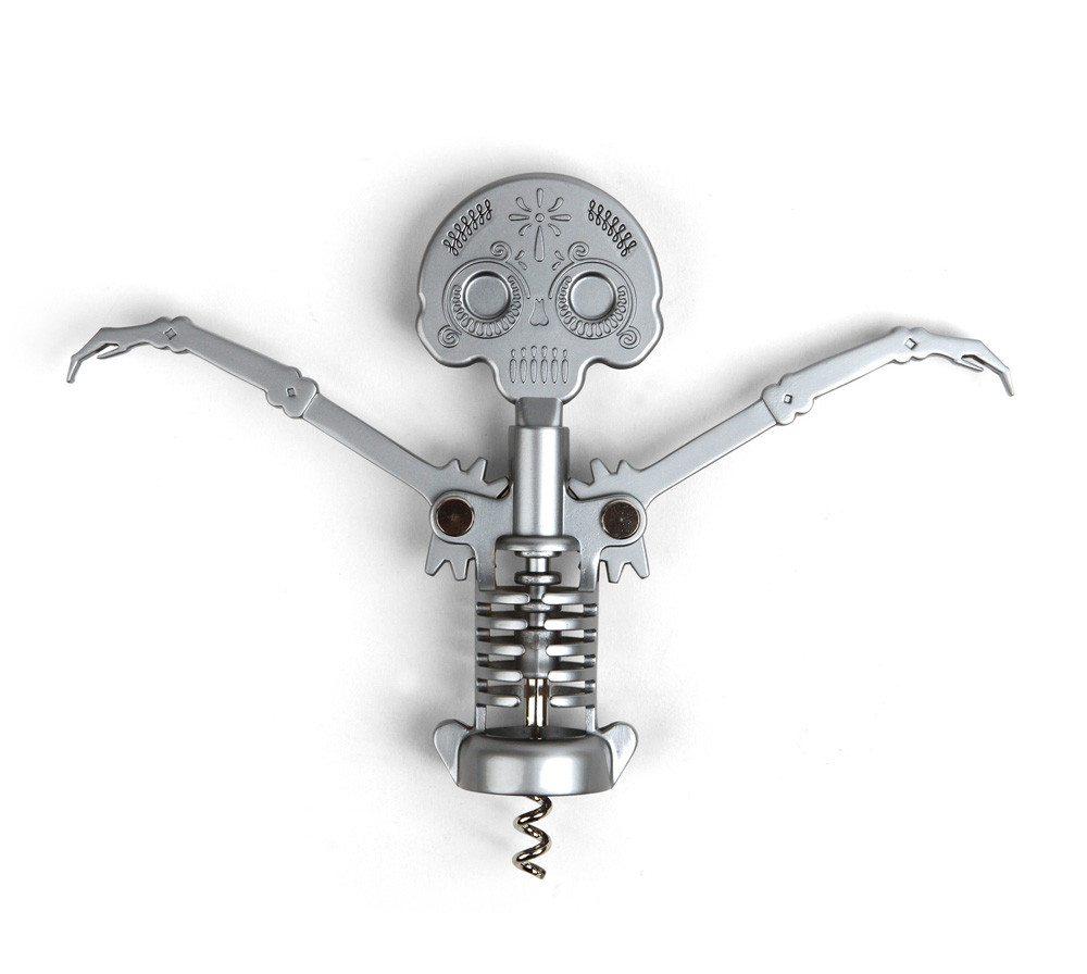 Kurkentrekker skelet