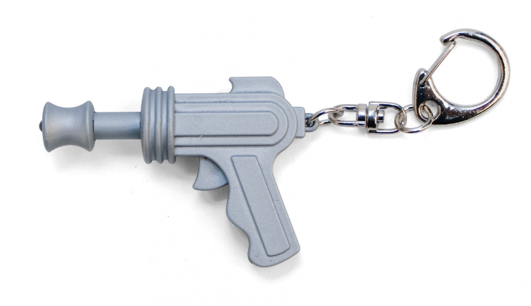 LED-sleutelhanger space gun