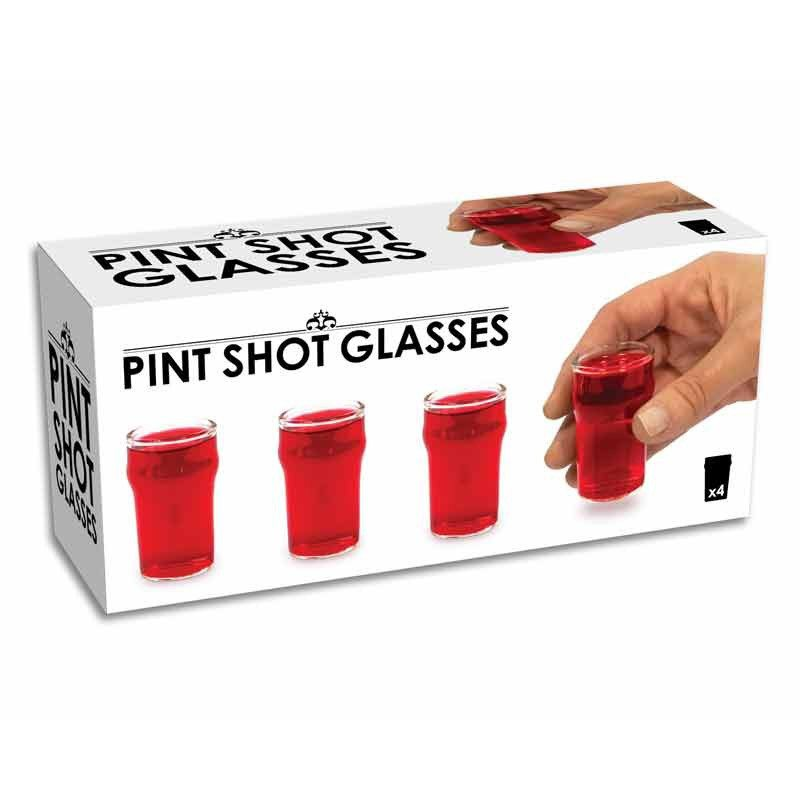 Mini-shotglazen