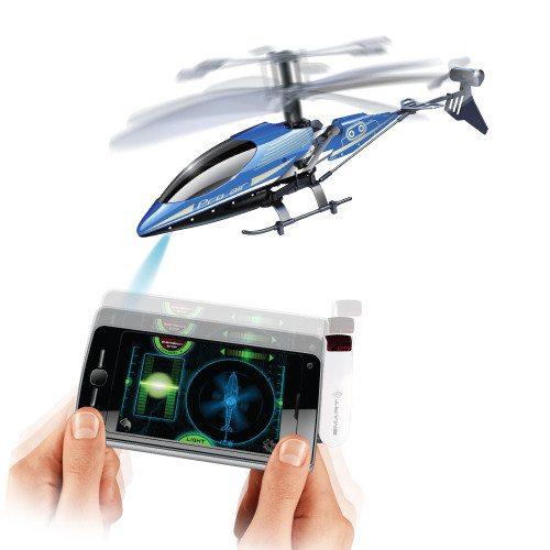 Op afstand bestuurbare smartphone helikopter