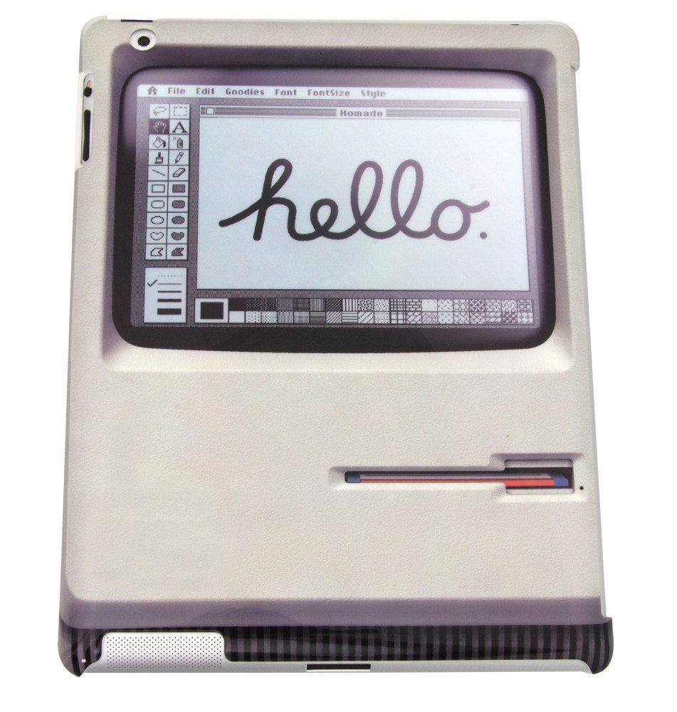 Padintosh – retro beschermhoes voor iPad