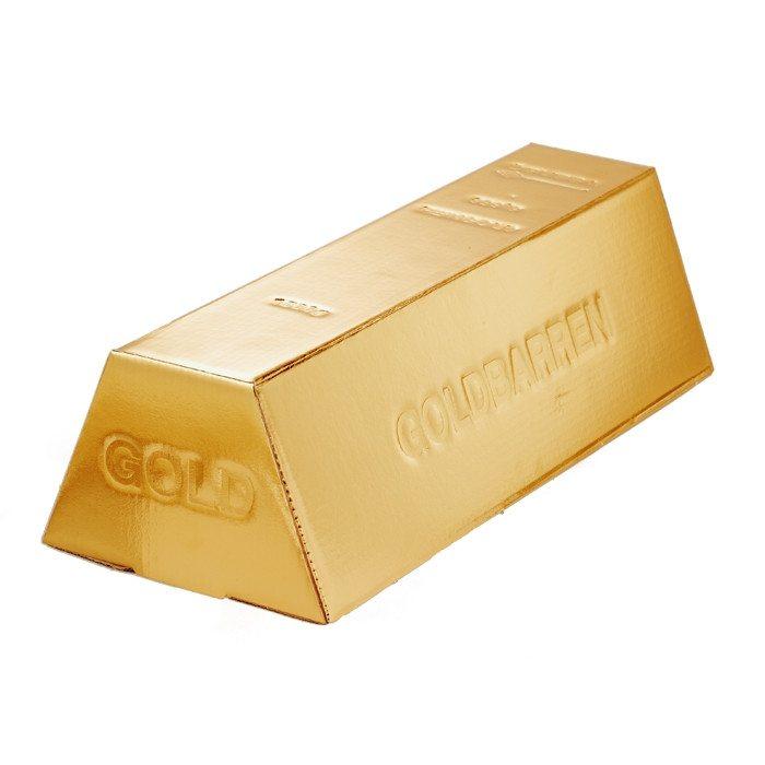 Prosecco met goudvlokken en naam