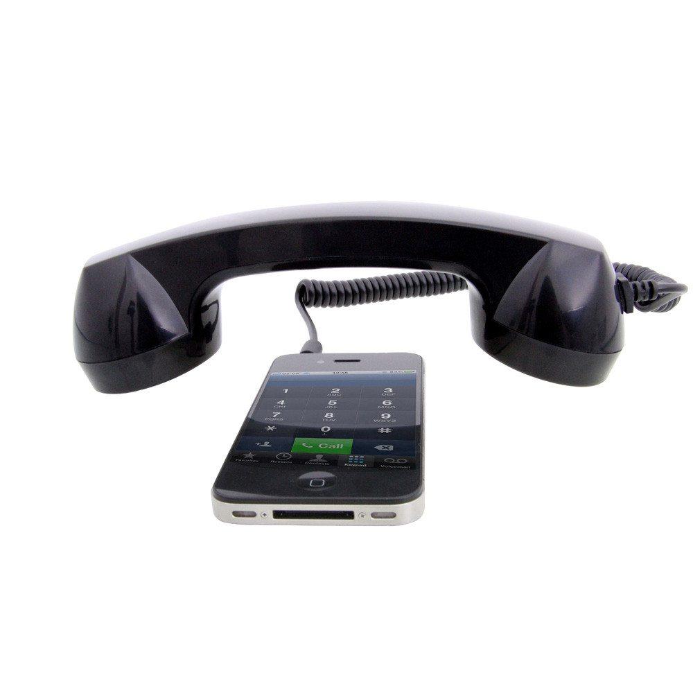 Retro telefoonhoorn