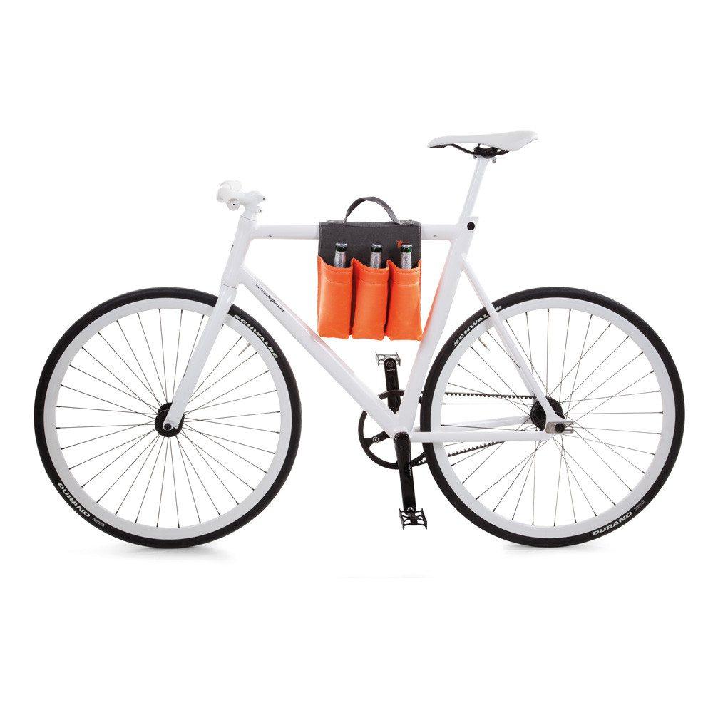Sixpack fietstas