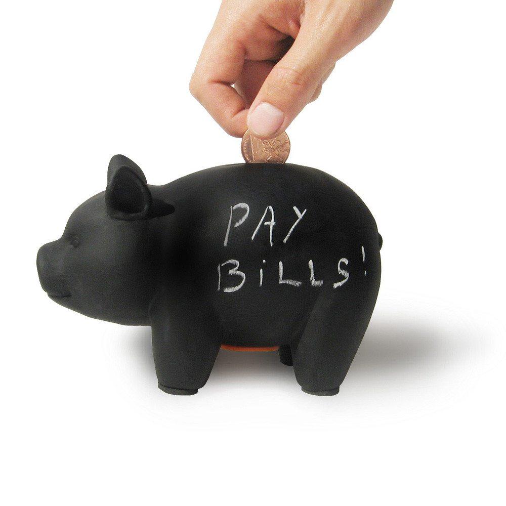 "Spaarpot ""Capitalist Pig"""