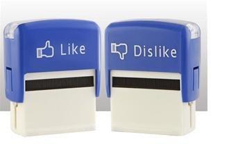 """Stempelset """"Like & dislike"""""""