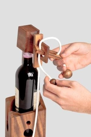 Tricky - de flessenpuzzel
