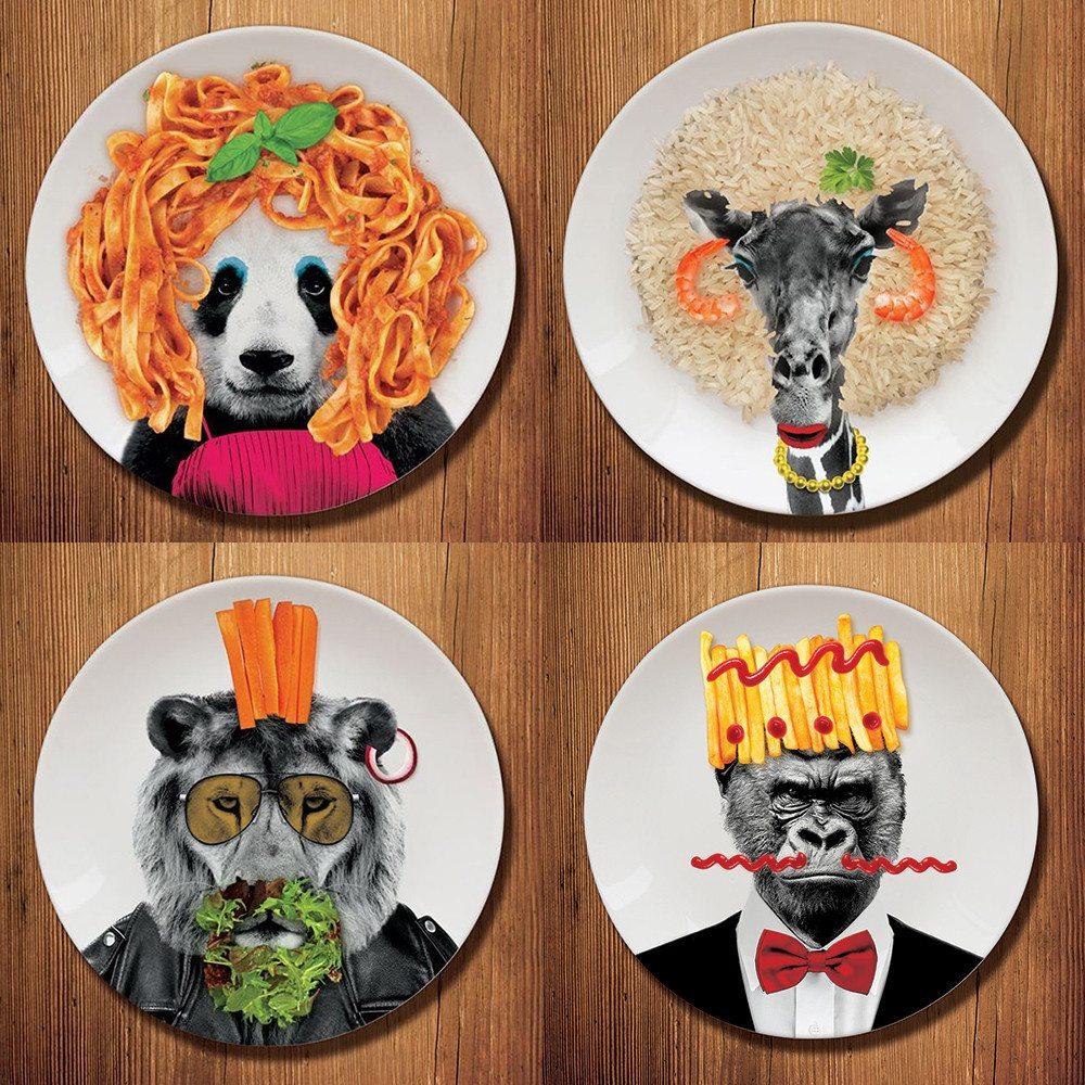 Wild Dining – borden voor party animals