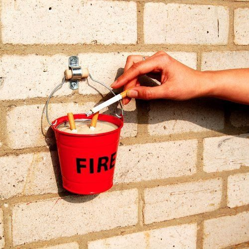 "Asbak ""Fire Bucket"""