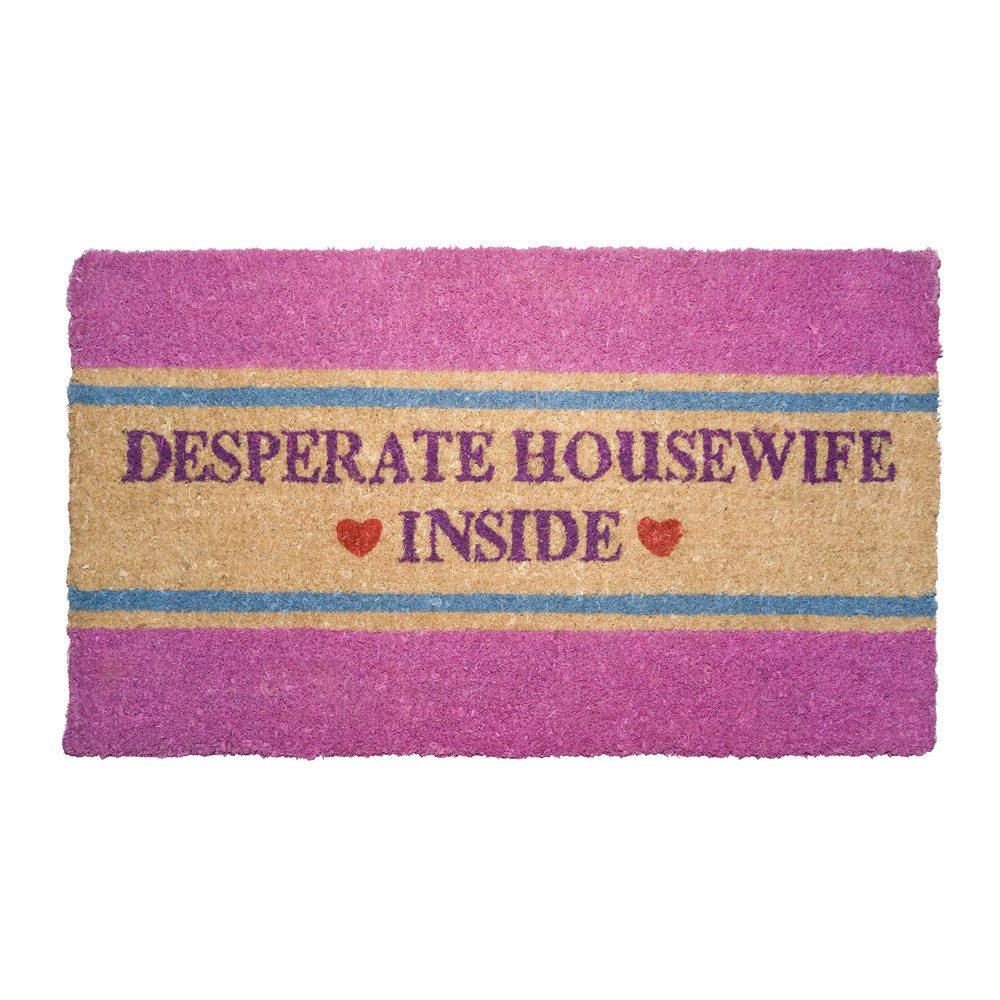 """Deurmat """"Desperate Housewife"""""""