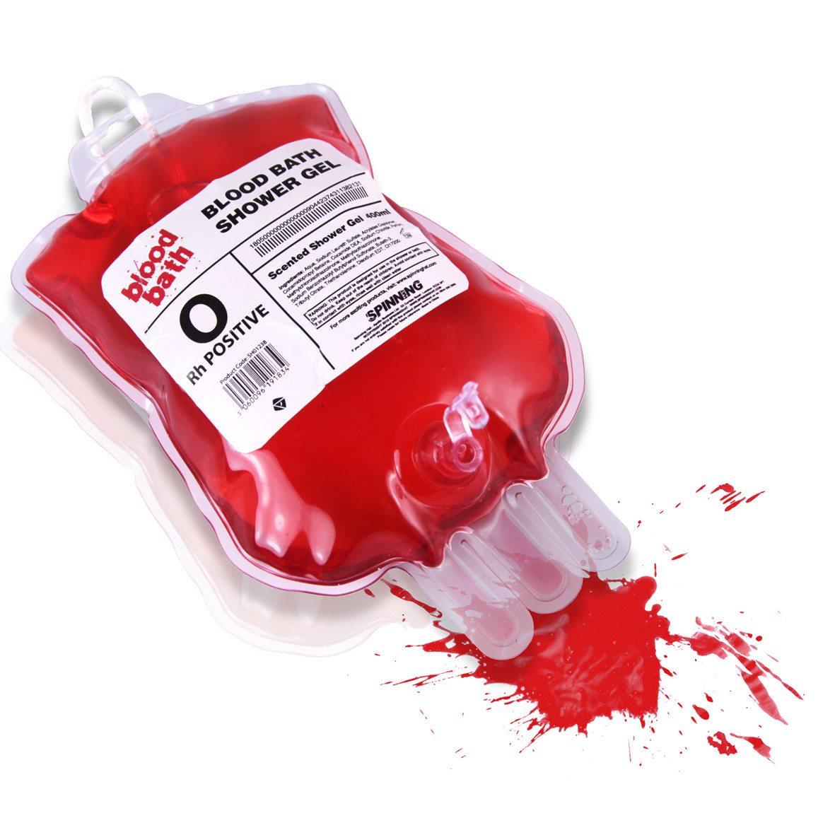 """Douchegel """"Bloedtransfusie"""""""
