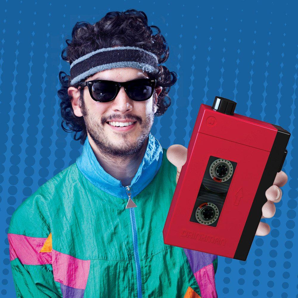 Drinkman, de Walkman