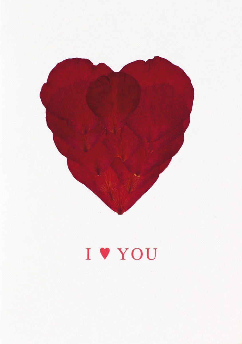 I love you-kaart