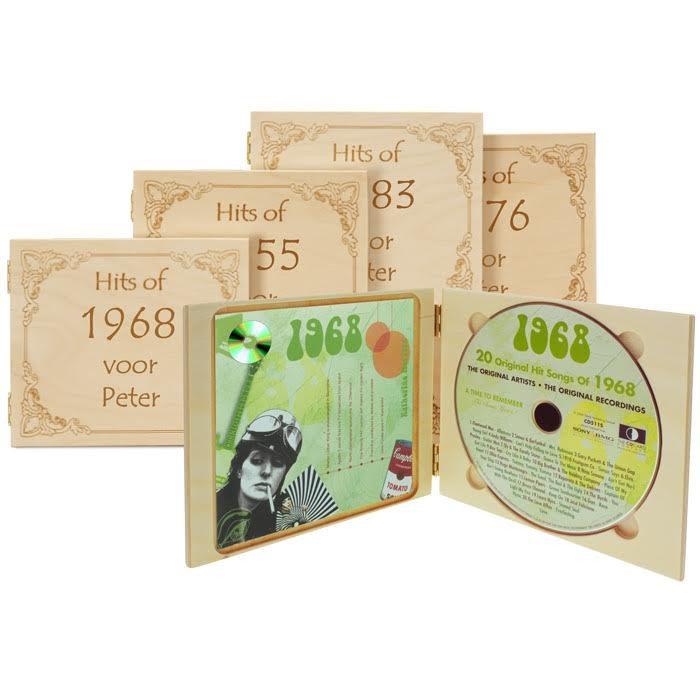 Jahrgangsmusik CD 1920-1994