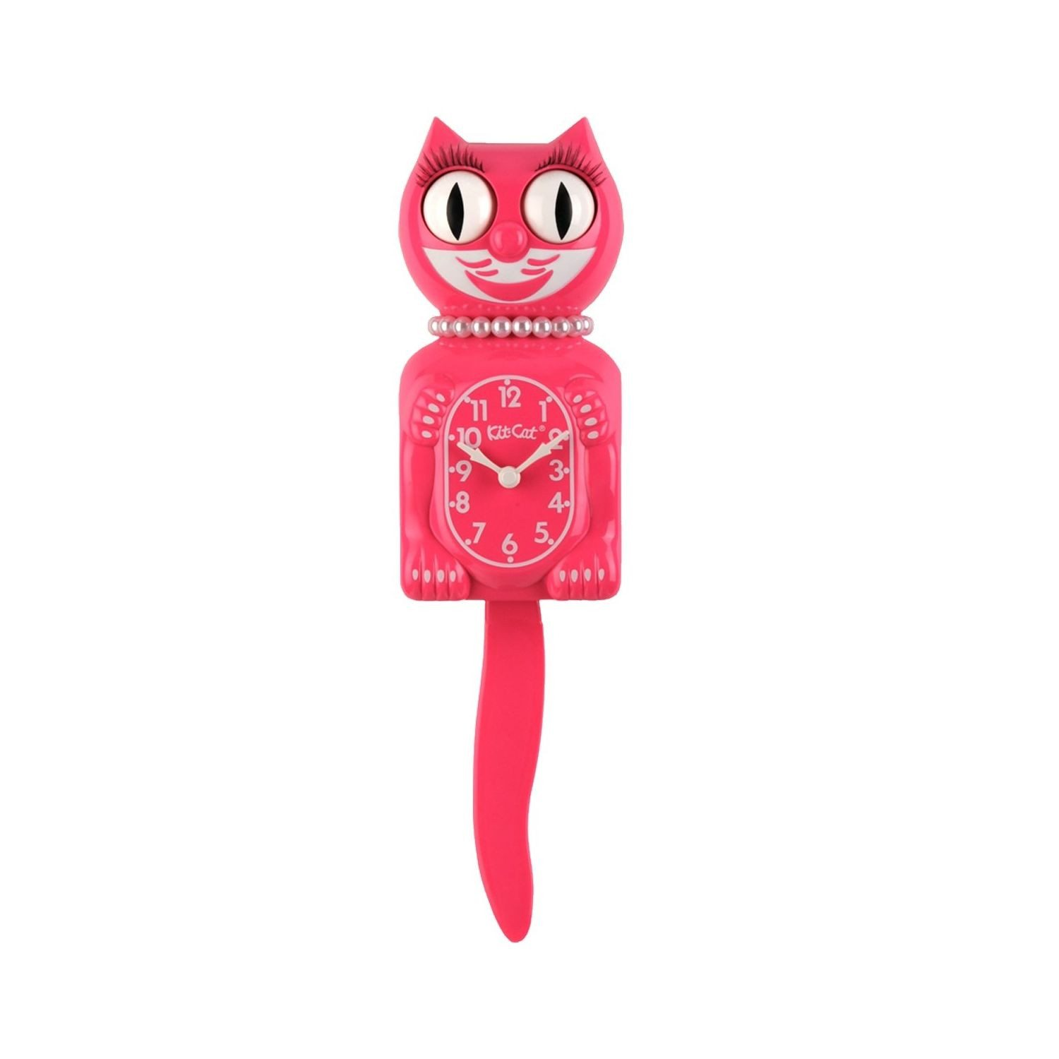 "Kit Cat Clock ""Lady"""