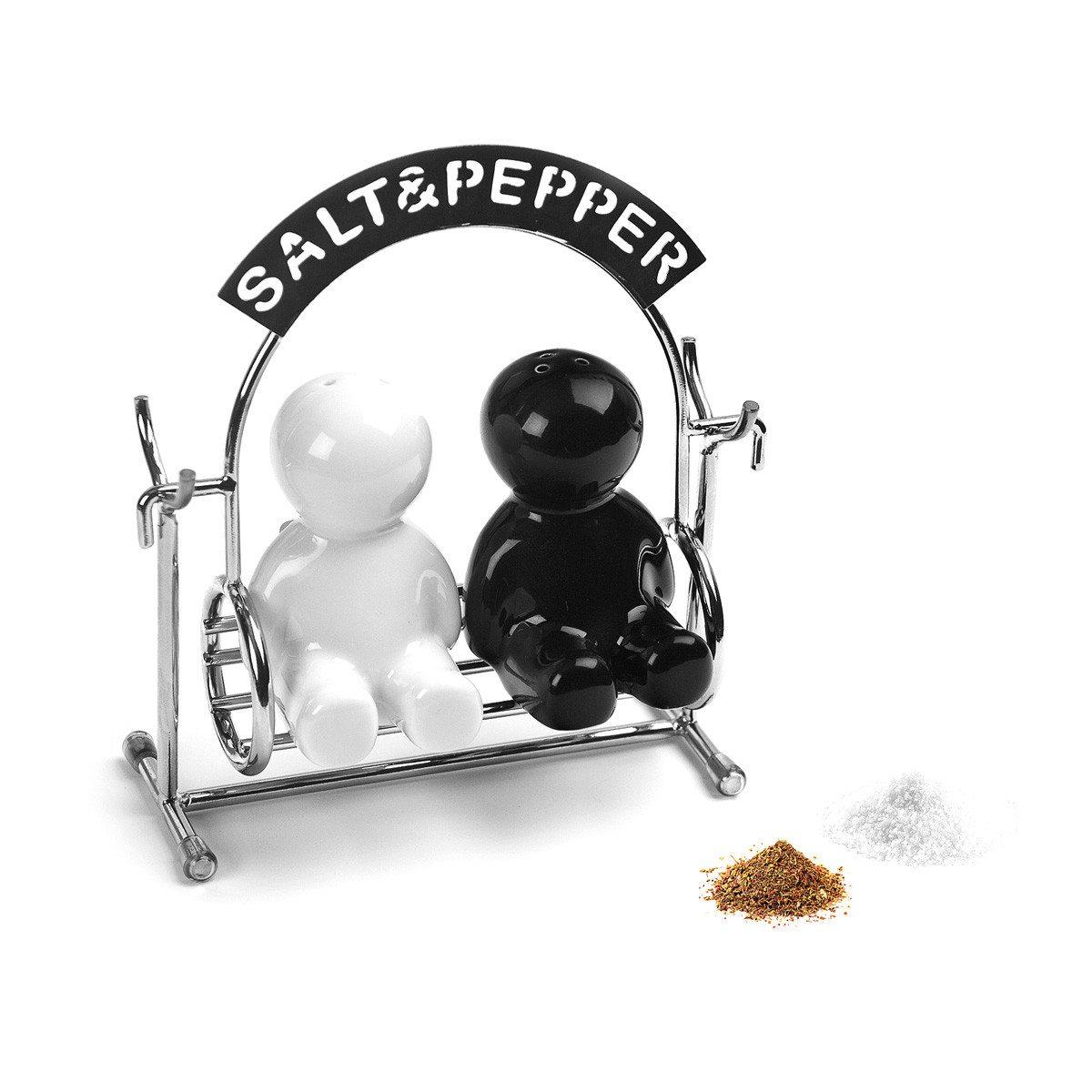 Salt & Pepper - het gezellige peper- en zoutstel