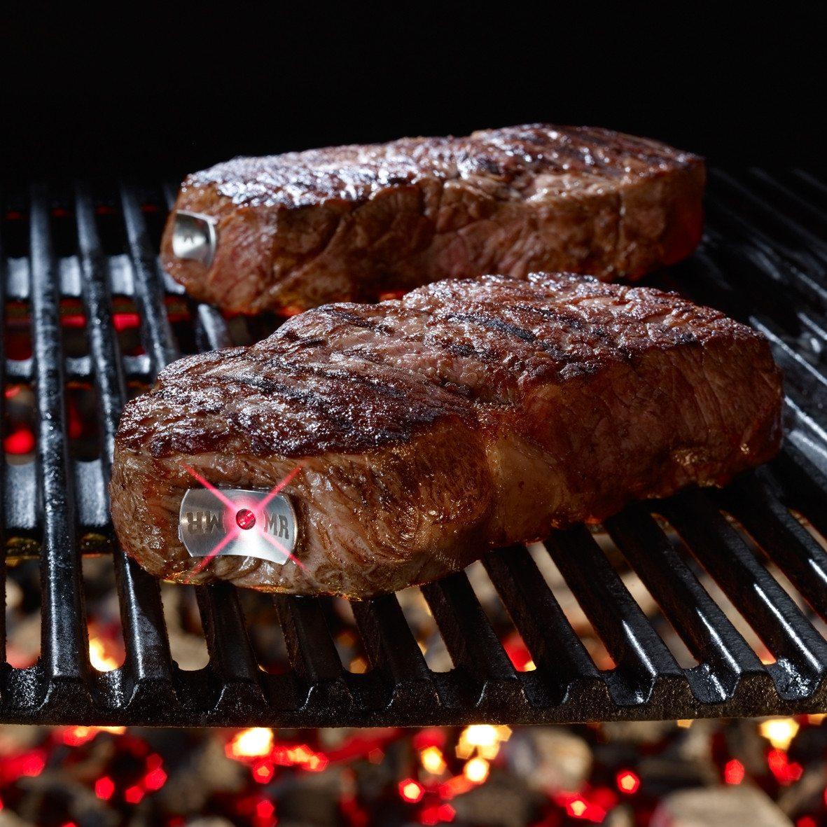 Steak Champ vleesthermometerset