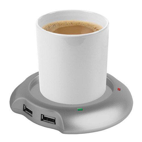 USB warmhoudplaatje voor kopjes