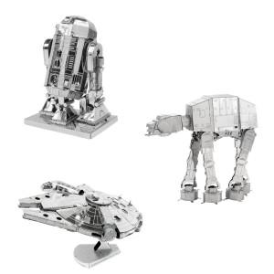 "3D-Metallbausatz ""Star Wars"""