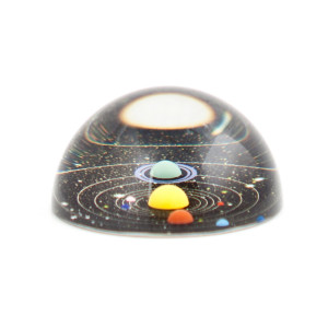 "3D-presse-papier ""Planetarium"" - heelal"