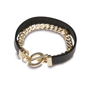 Armband met ketting en gravure - een mooi sieraad