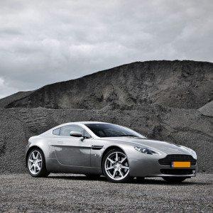 Aston Martin rijden - Antwerpen