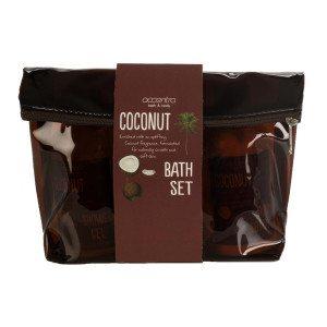 """Badset """"Kokos"""" - in luxe verpakking"""