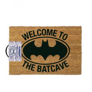 "Batman-deurmat ""Welcome to the Batcave"""