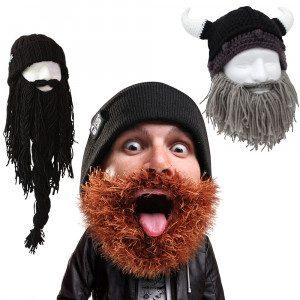 Beard Heads - mutsen met baard
