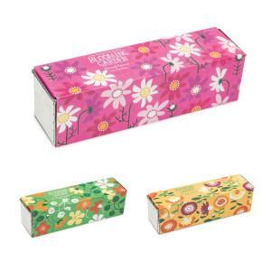 Bloementuin in een doosje