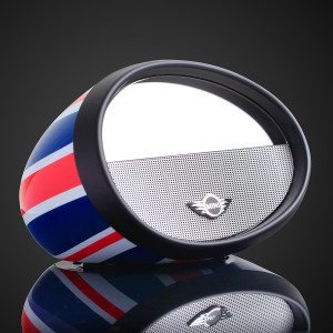 "Bluetooth luidspreker ""MINI Mirror gettoblaster"""