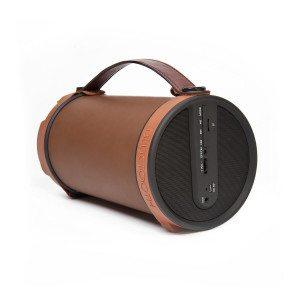 Boomtube - bluetooth speaker met radio