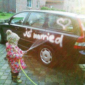 Bruiloftsgraffiti