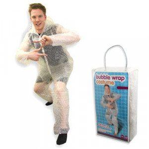 Bubble Wrap kostuum