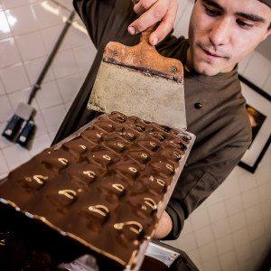 Chocolade museum voor twee - Brussel