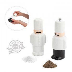De kok - peper- en zoutstel