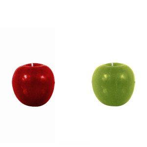 """Decoratieve kaars """"Appel"""""""