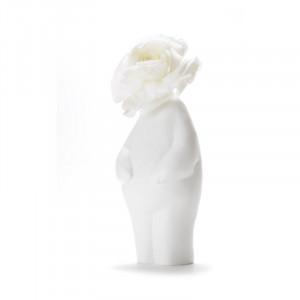 """Designvaas – """"Flowerman"""" - staand"""