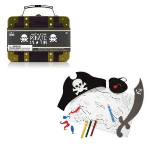 """DIY-verkleedset """"Piraat"""""""