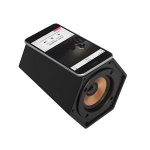 """Draagbare luidspreker """"Boombox"""" - voor mobiele apparaten"""