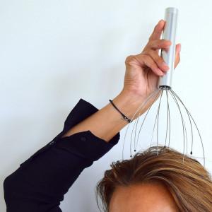 Elektrisch hoofdmassageapparaat