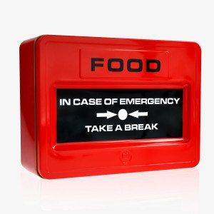 Emergency koektrommel