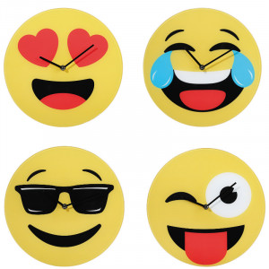 Emoji-klok